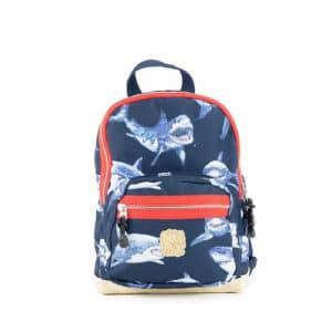 Pick & Pack Backpack Mini Shark Navy