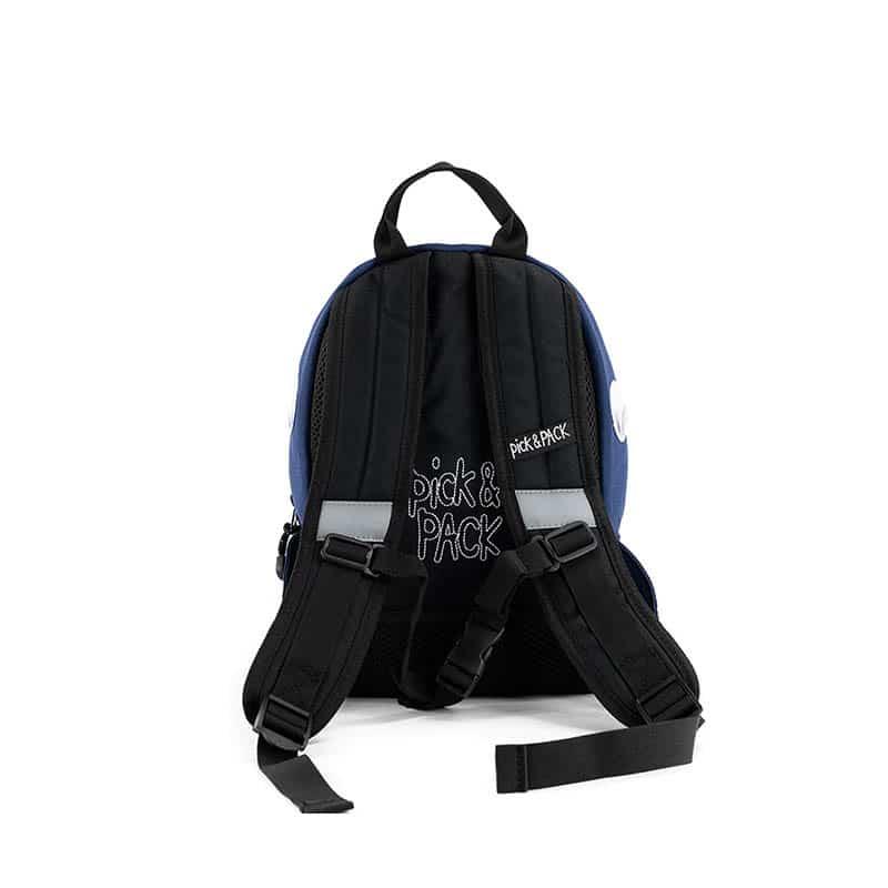 Pick & Pack Backpack Shark Shape Navy-184811
