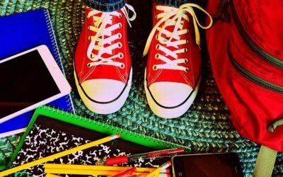 Wat je dit jaar dus niet met je schooltas gaat doen