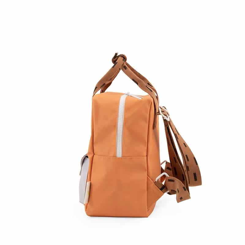 Sticky Lemon Small Backpack Sprinkles Enveloppe Orange/Brown/Lavender-185236