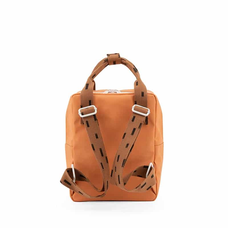 Sticky Lemon Small Backpack Sprinkles Enveloppe Orange/Brown/Lavender-185237