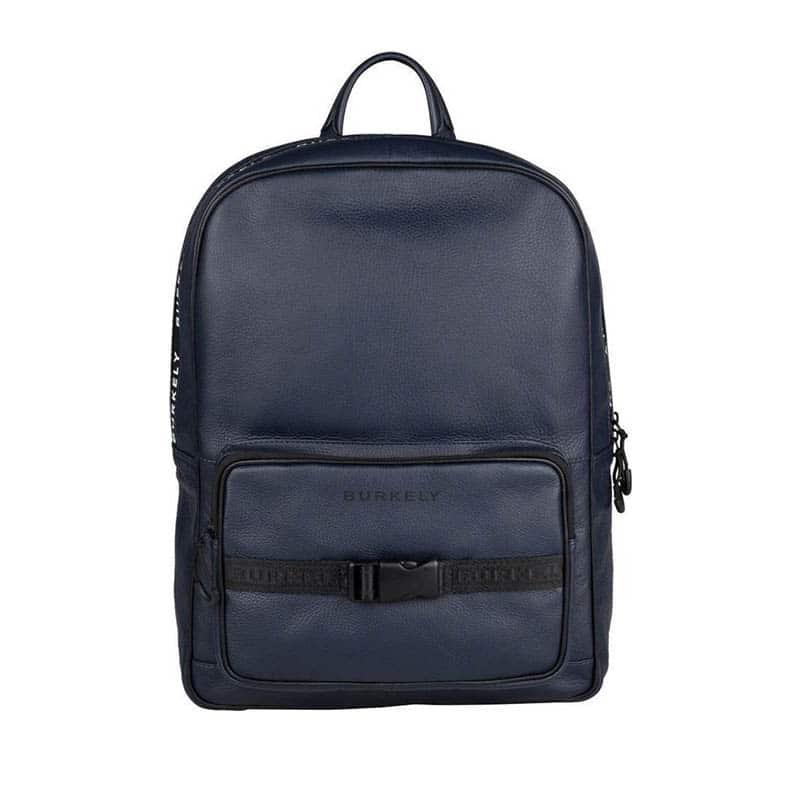 "Burkely Rebel Reese 15"" Backpack Blue-0"
