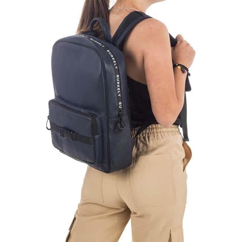 "Burkely Rebel Reese 15"" Backpack Blue-185383"