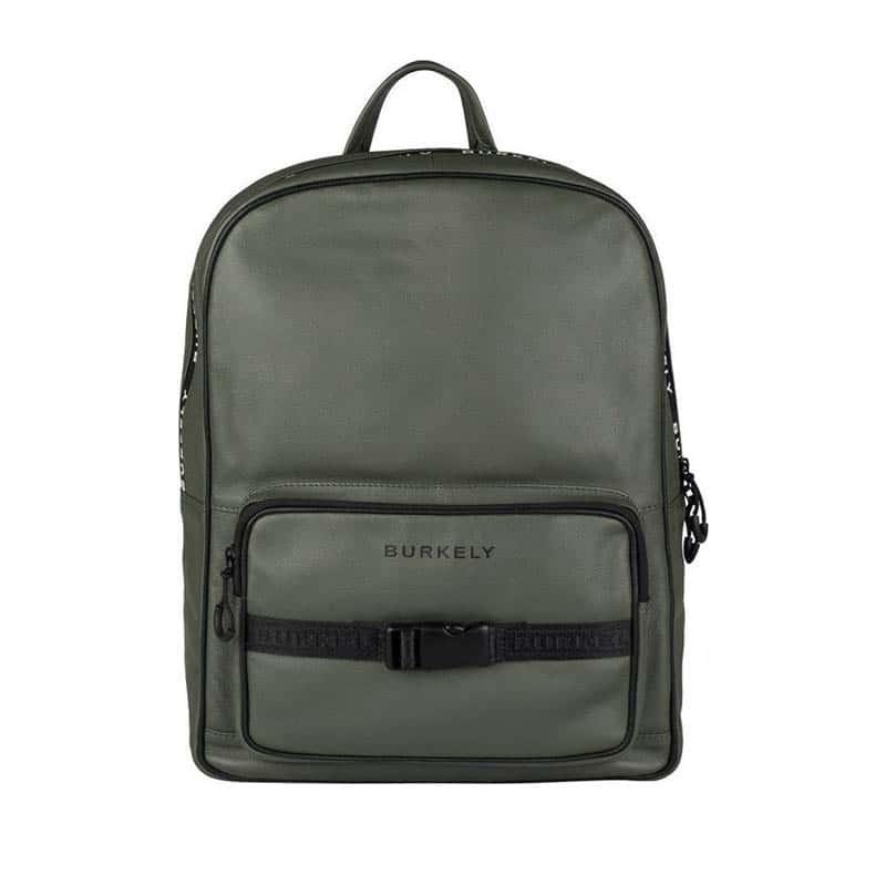 "Burkely Rebel Reese 15"" Backpack Green-0"