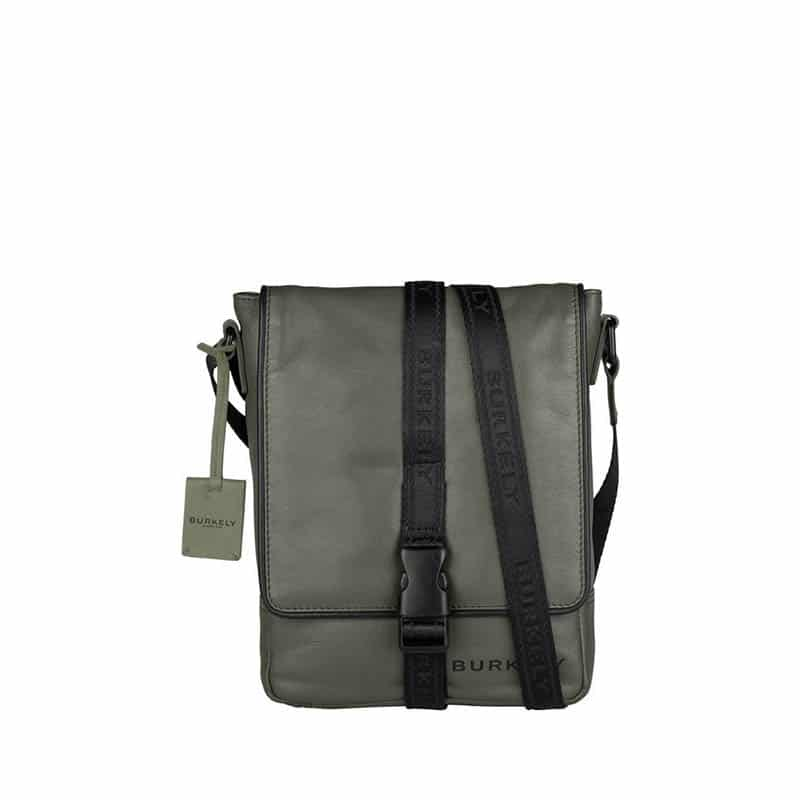 Burkely Rebel Reese Large Crossover Green-0