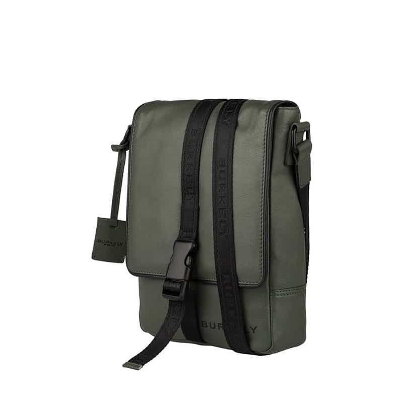 Burkely Rebel Reese Large Crossover Green-185362
