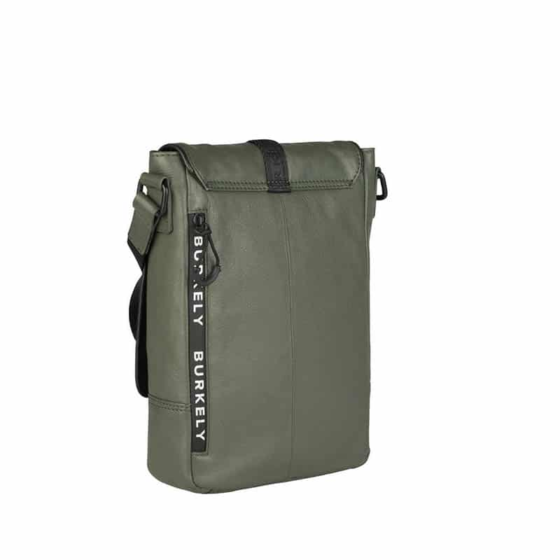 Burkely Rebel Reese Large Crossover Green-185364