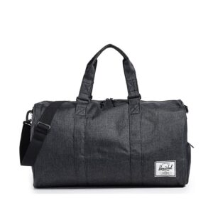 Herschel Sutton Summer Black Crosshatch-0