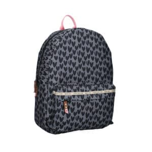 Milky Kiss Backpack Lovely Girls Club Large Grey
