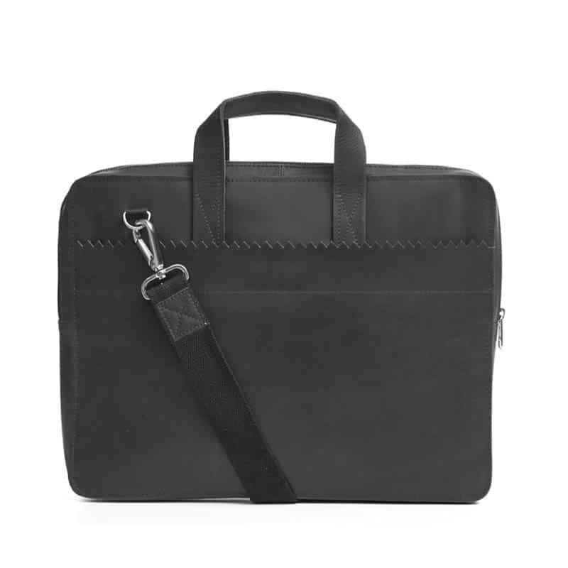 MYOMY My Paper Bag Laptop Hunter Off Black-0
