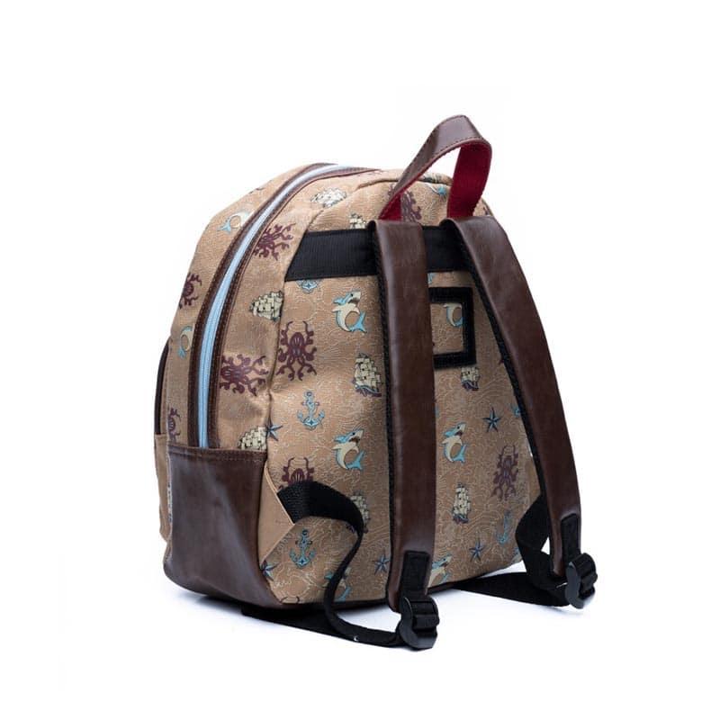 Zebra Trends Backpack Boys Sailor Tattoo-185436