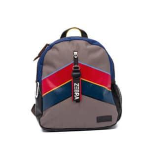 Zebra Trends Backpack Stripes Navy