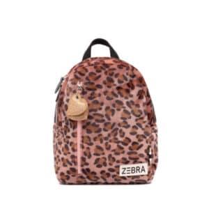 Zebra Trends Backpack S Soft Leo Pink