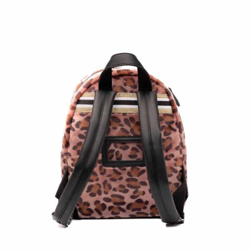 Zebra Trends Backpack S Soft Leo Pink-185417