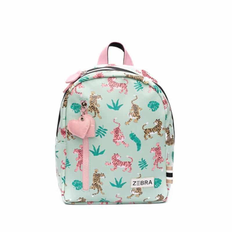 Zebra Trends Backpack S Tiger Color-0