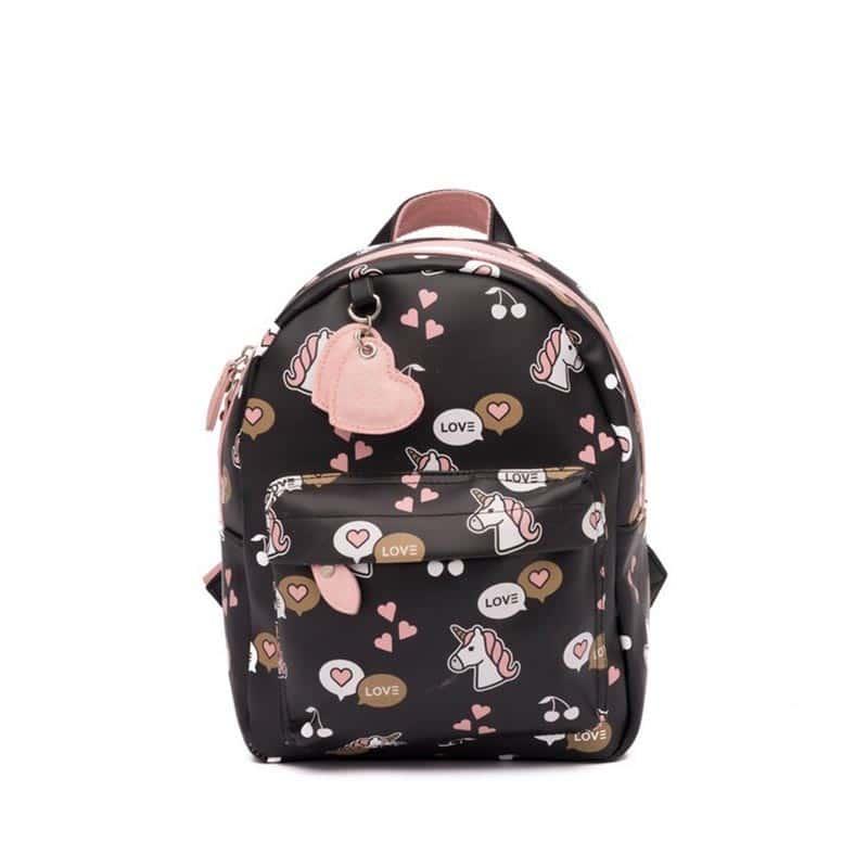 Zebra Trends Backpack S Unicorn Love-0