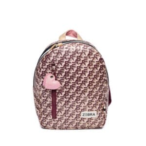 Zebra Trends Backpack S Zebra Printing-0