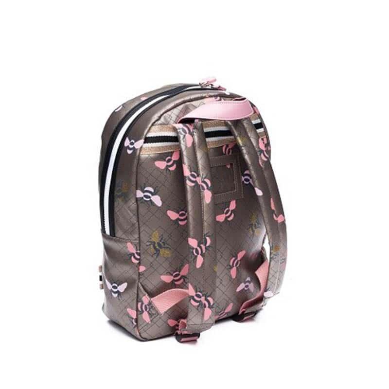 Zebra Trends Girls Backpack M Bees-185447
