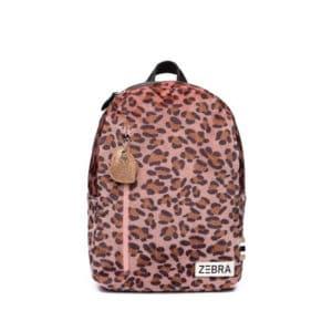 Zebra Trends Girls Backpack M Leo Soft