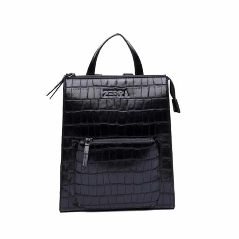 Zebra Trends Natural Backpack Siena Black-0