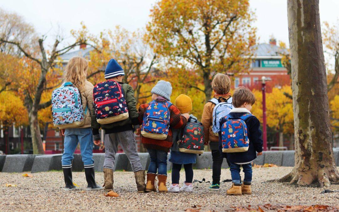 De leukste kinderkamers, mét bijpassende Pick & Pack kinderrugzak!