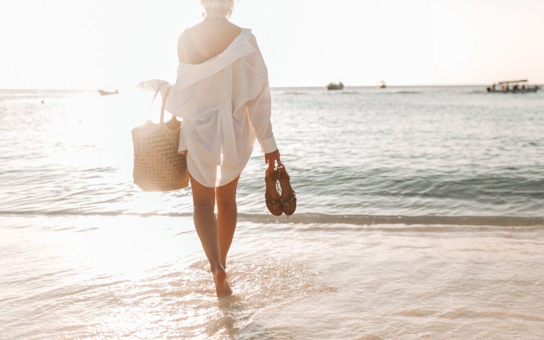 Summer 'sand' is summer trend: 5 zanderige zomertassen