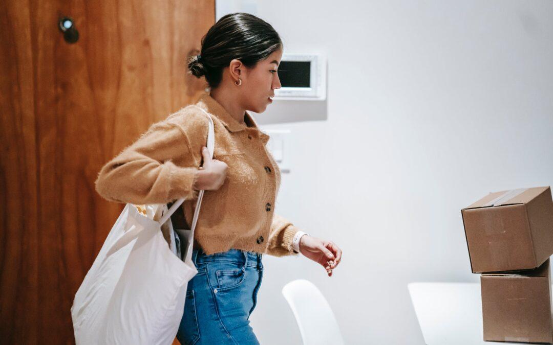 Weg met de plastic tas! Shop met een duurzame Shopper van THEBAGSTORE