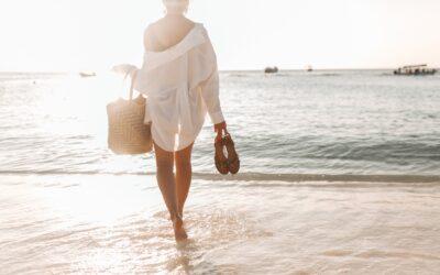 Het is zomer! Tijd om een leuke strandtas te kopen!