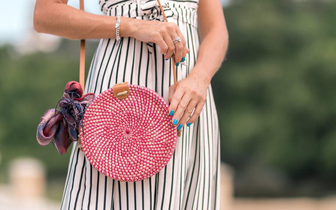 Revolutionair of relaxed: een roze tas