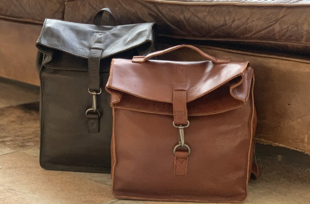 Waarom elke vrouw verliefd is op een Cowboysbag