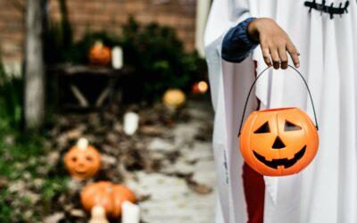 Griezelig mooie tassen voor Halloween